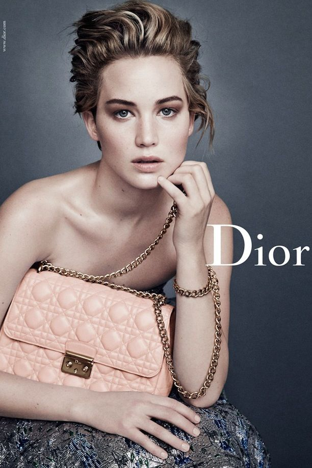 Jennifer Lawrence Stars In Dior's S/S 2014 Campaign