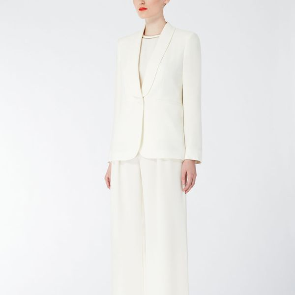 Max Mara Bard Cady Trouser Suit