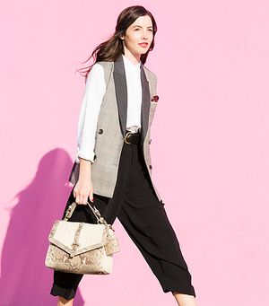 Editor's Best Tips On How to Wear Wide-Leg Pants