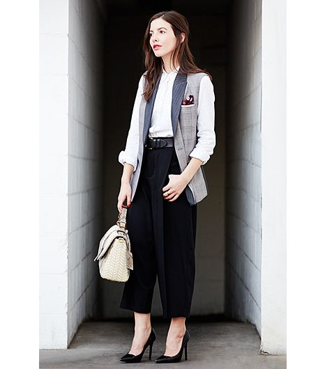 Editoru0026#39;s Best Tips On How to Wear Wide-Leg Pants | WhoWhatWear
