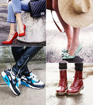 What Do Your Shoes Say About You?