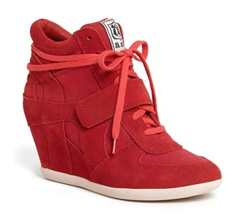 Ash Bowie Hidden Wedge Sneakers