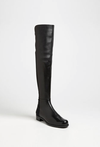 Stuart Weitzman 5050 Over the Knee Nappa Leather Boots