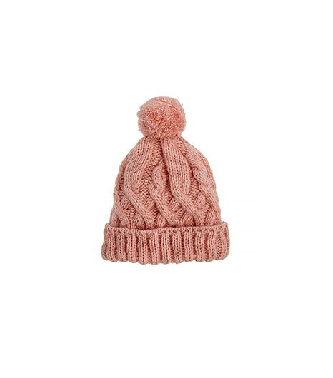 Asos Pastel Bobble Beanie Hat