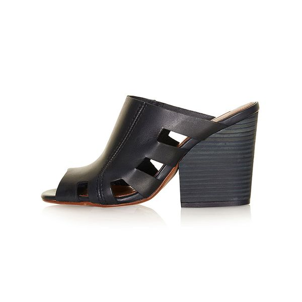 Topshop Unique Heeled Mules