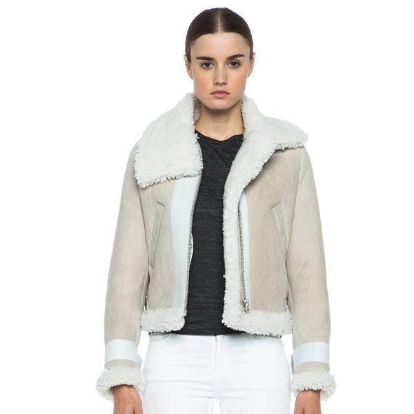 Acne Studios Vera Shearling Jacket