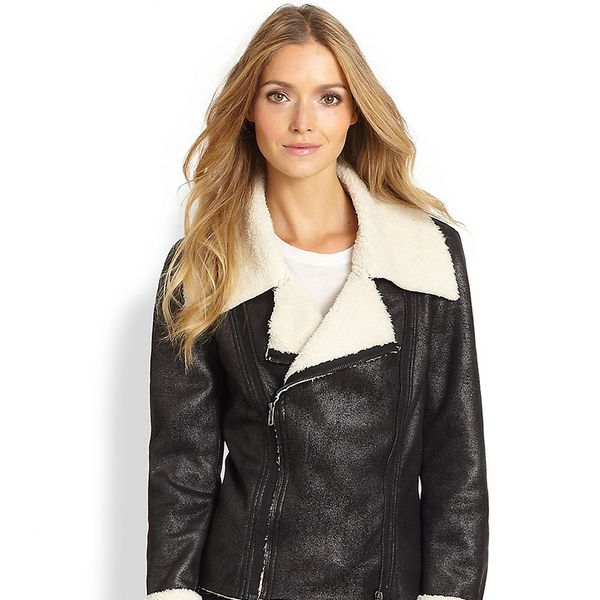 SW3 Chesham Faux Shearling Jacket