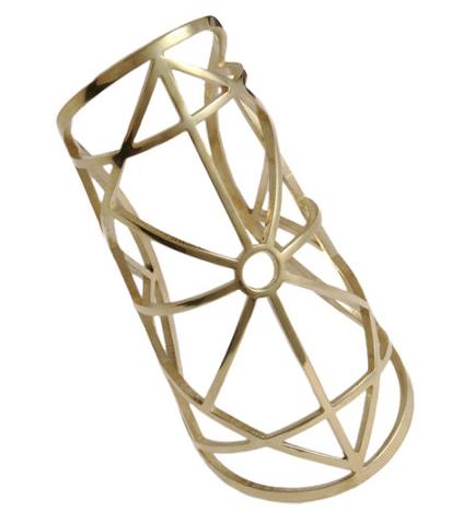 Pamela Love Bronze Arch Cuff