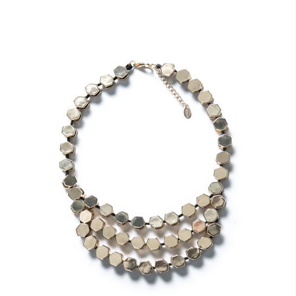 Zara Three Strand Necklace