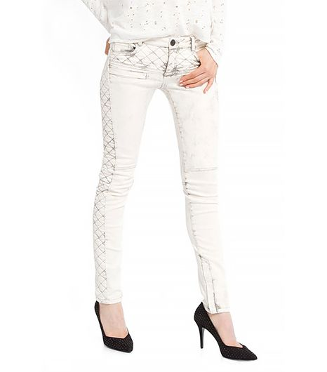 Maje Downtown Colored Stretch Skinny Jeans