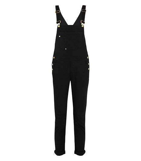 Frame Frame Denim Le Garcon Stretch-Denim Overalls