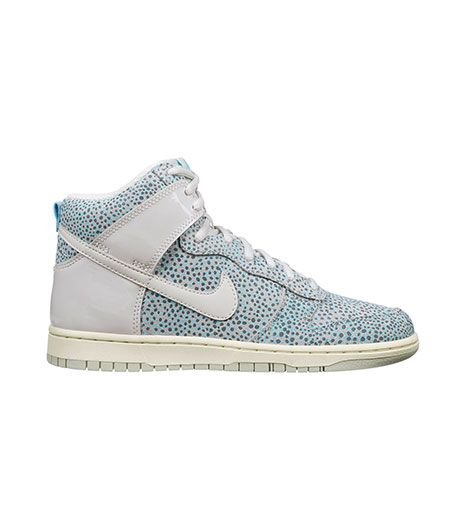 Nike Dunk High Skinny Print Shoe