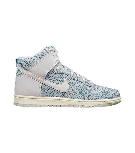 Nike Dunk High Skinny Print Shoe