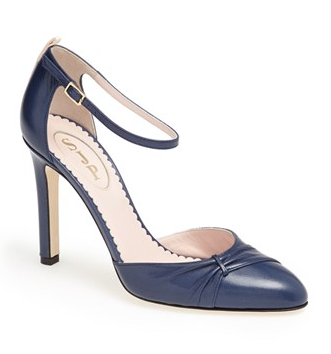 SJP by Sarah Jessica Parker Tanny Ankle Strap Pumps