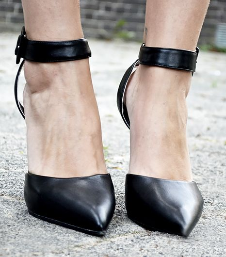 Ankle-Strap Heels