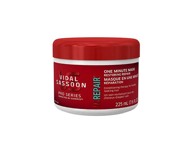 Vidal Sasson Pro Series 1 Minute Mask