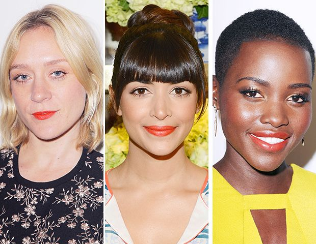 How To Pick The Perfect Shade of Orange Lipstick For Your Skintone