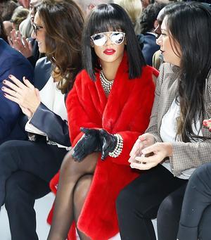 Christian Dior's Celeb-Studded F/W 14 Show