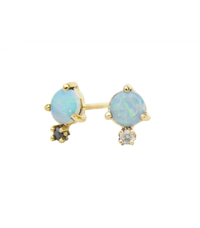 "If you haven't heard, opals are the ""it"" gem right now.
