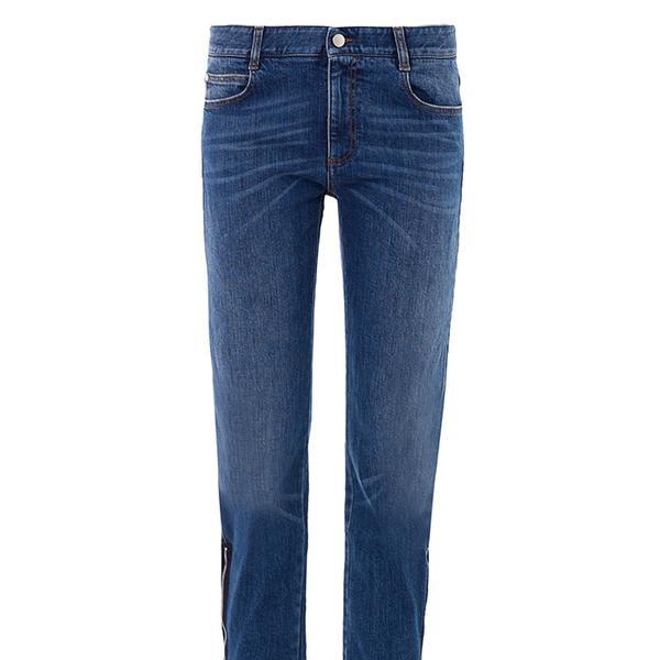 Stella McCartney Solange Mid-Rise Boyfriend Jeans