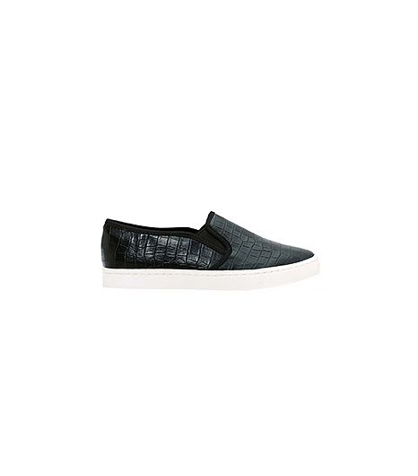 Nasty Gal Report Keelin Slip-On Sneaker