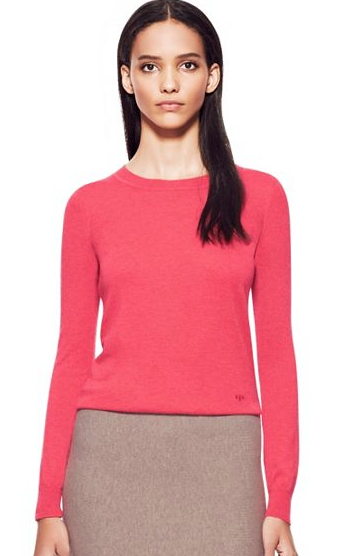 Tory Burch Iberia Cashmere Sweater