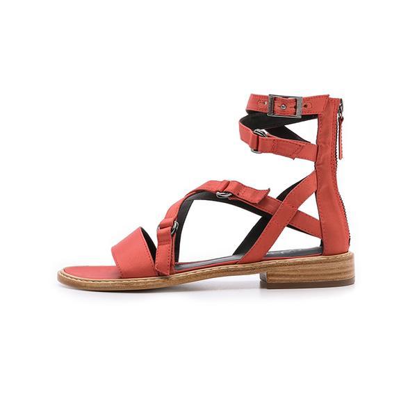 Tibi Tibi Imogen Flat Sandals