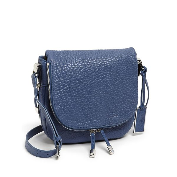 Vince Camuto Riley Leather Crossbody Bag