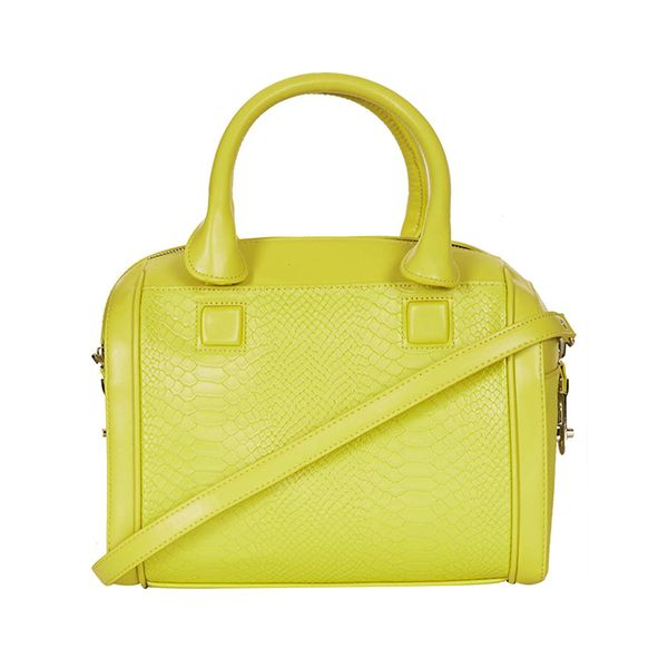 Topshop Double Zip Holdall Bag