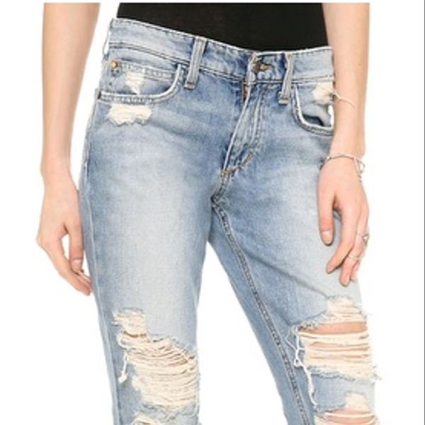 Joe's Jeans Slouched Slim Jeans