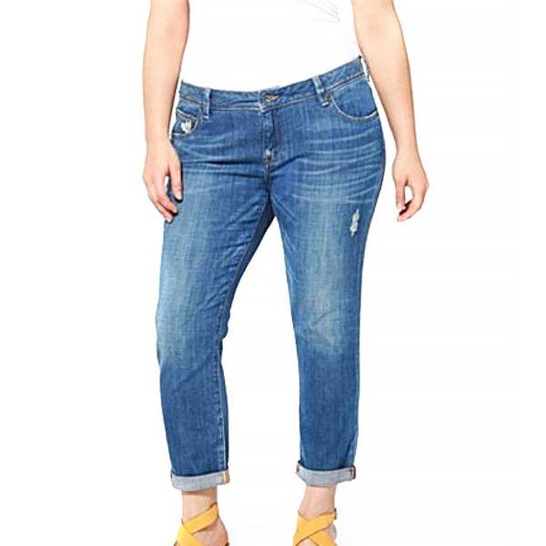 Lucky Brand Relaxed Tomboy Georgia Weekend Jeans
