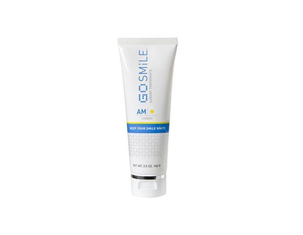 GO SMiLE A.M. & P.M. Luxury Toothpastes
