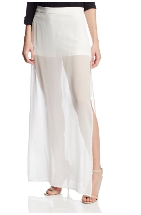 BCBGMaxazria Beshoy Long Skirt