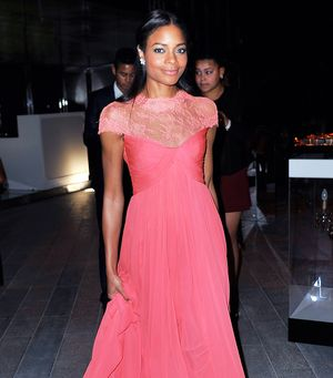 Naomie Harris, You Make Us Want To Wear Lace