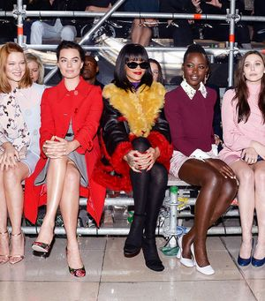 Miu Miu's Star-Studded Front Row--And Yes, Jared Leto Was There Too!