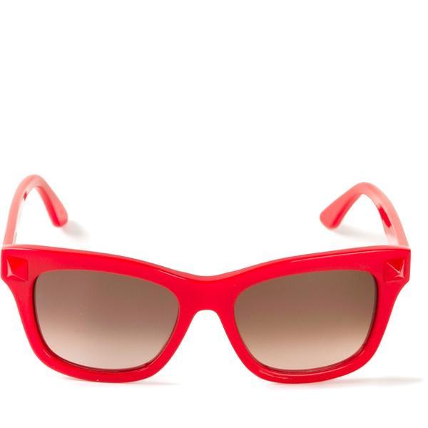 Valentino Garavani Square Frame Sunglasses