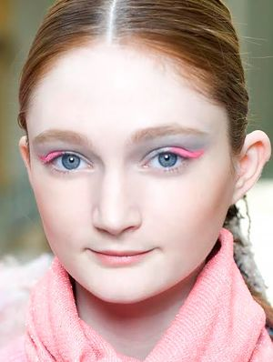 Fairy Tale Beauty Reigns Supreme at Paris Fashion Week