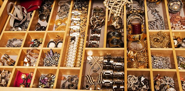 Anatomy Of An Organized Jewelry Box