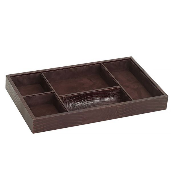 Wolf Designs 1834 Collection Forcado Valet Tray