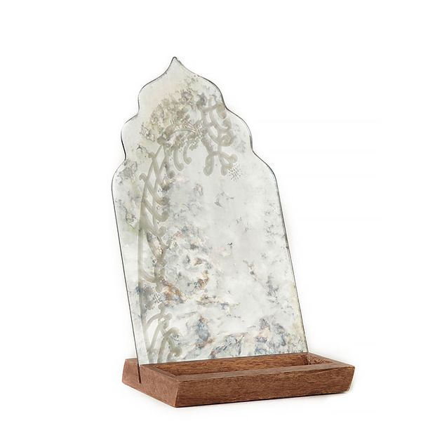 Anthropologie Fern-Reflection Jewelry Stand