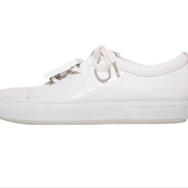 Acne Studios Adriana Crackled Sneaker