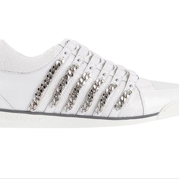 Dsquared 2 Chain Embellished Trainer