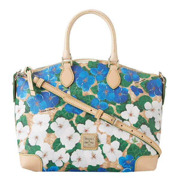 Dooney & Bourke Pansy Satchel