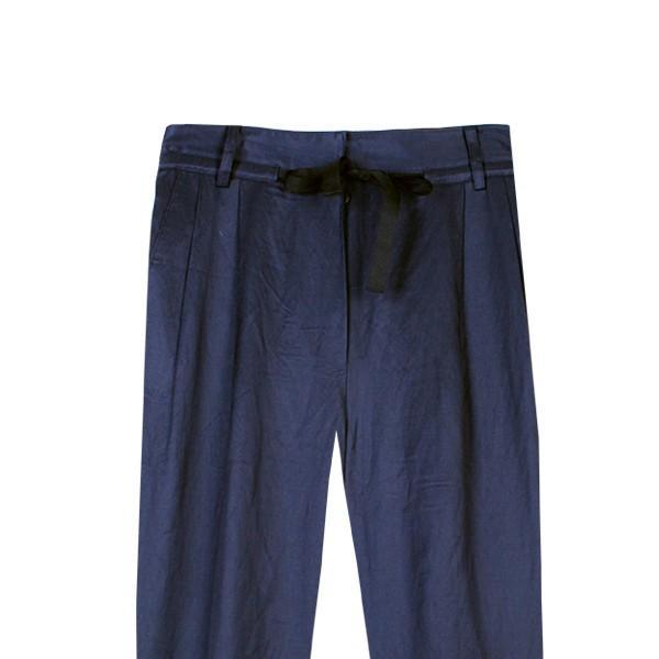Tibi Fog Pants with Buckle