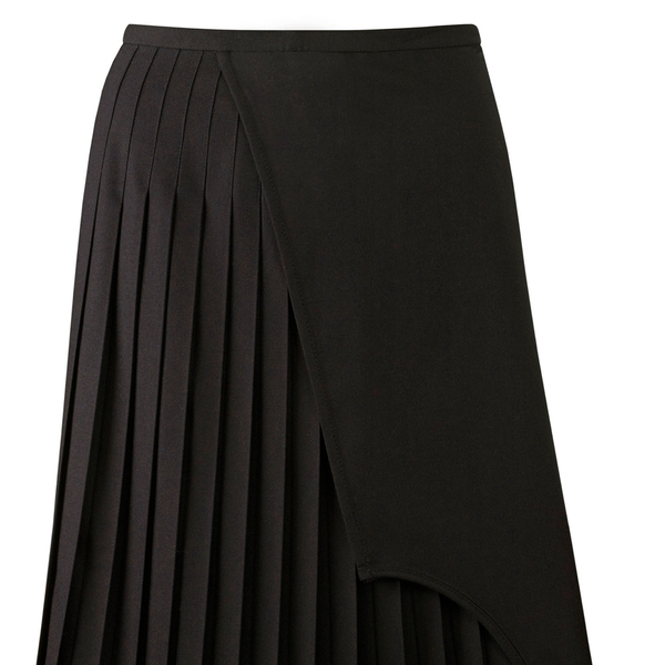 Sunspel x J W Anderson Pleated Vest Layer Skirt