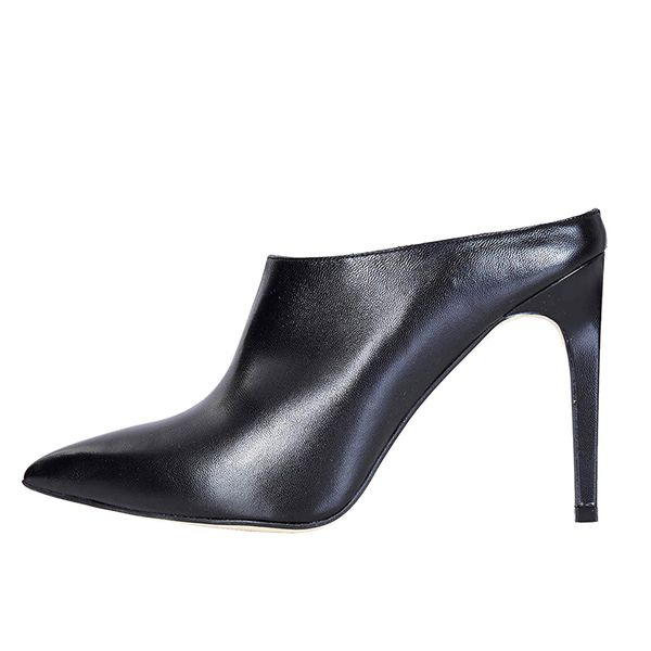 Topshop Gabi Mule Point Toe Shoes