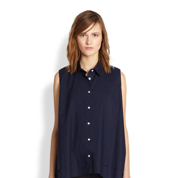 Acne Studios Late Poplin Shirt