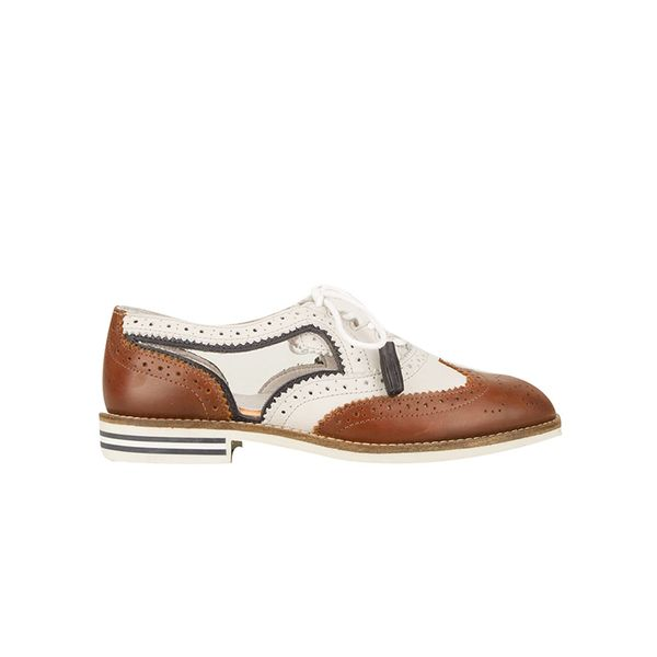 Swear Charlotte Cut-Out Brogues