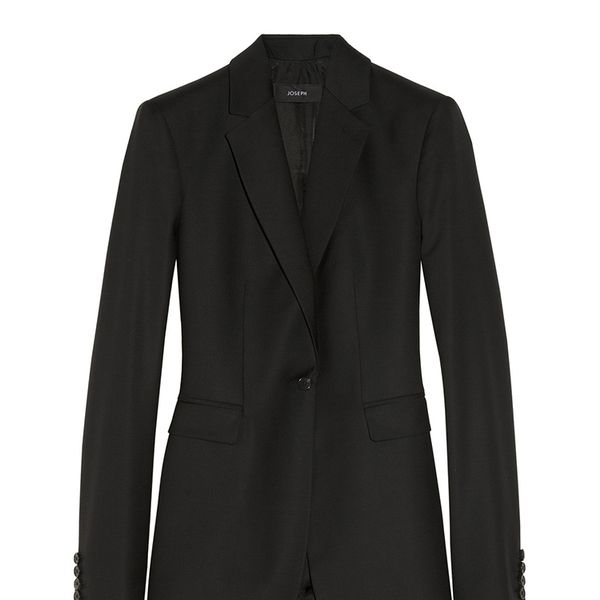 Joseph Laurent Super 100 Wool Twill Blazer