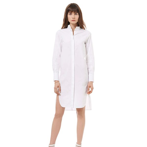 Rebecca Taylor Cotton Poplin Dress